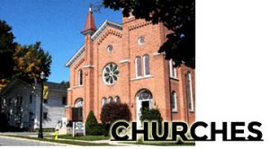 Spencerport Churches