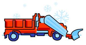 Snow Plow illustration
