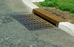 Storm Sewer Drain